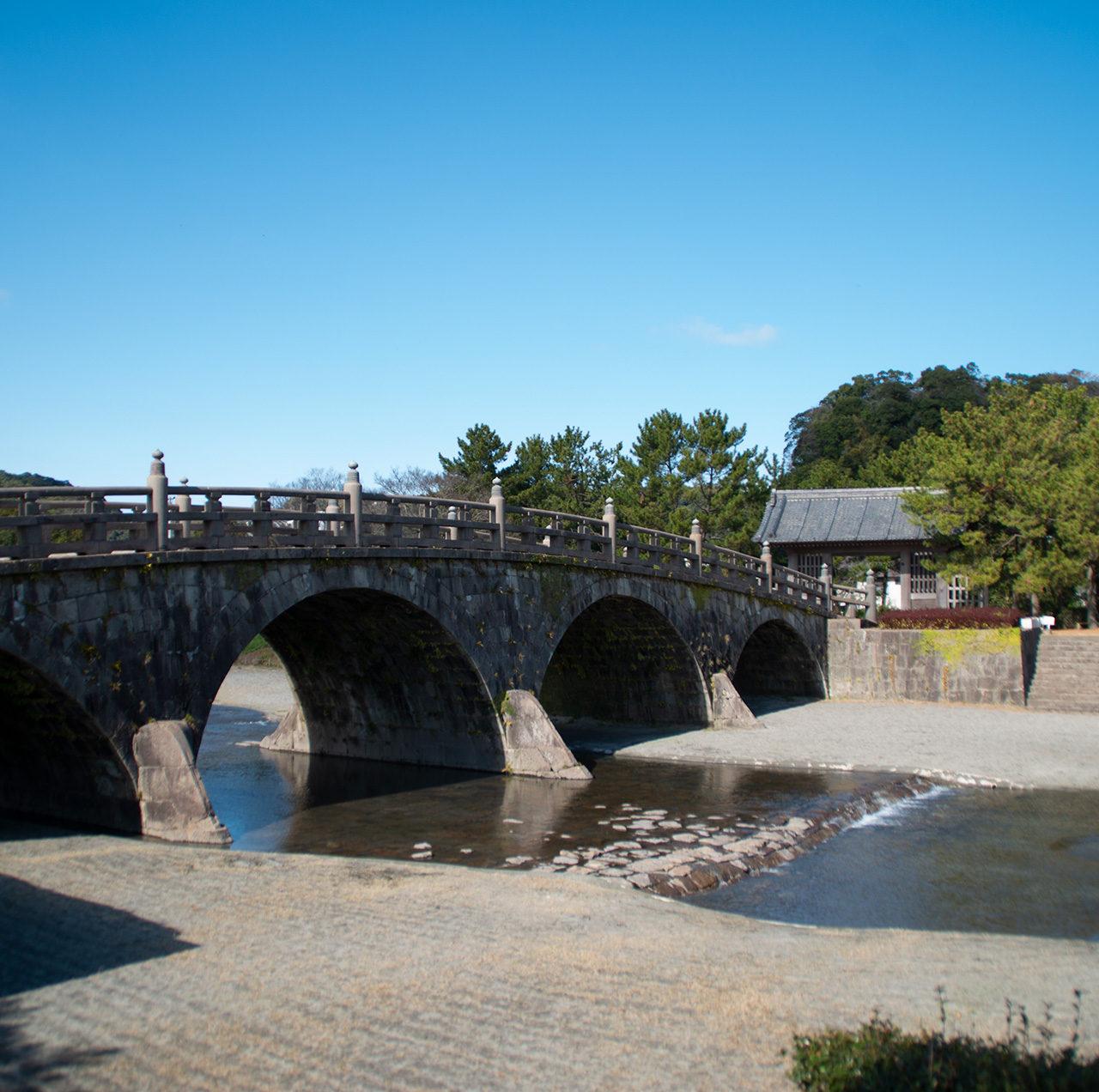 パノラマのテスト撮影に石橋記念公園へ